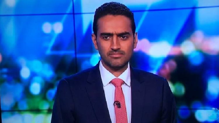The Projects Waleed Aly goes on ridiculous unhinged rant about Kim Kardashian and Trump