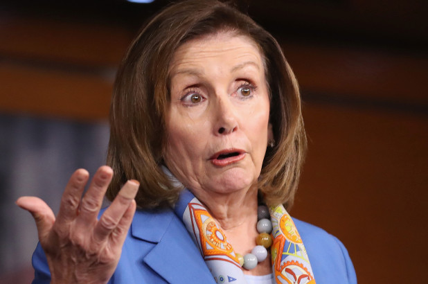 Nancy Pelosi describes the 9/11 terror attacks as just an 'incident'