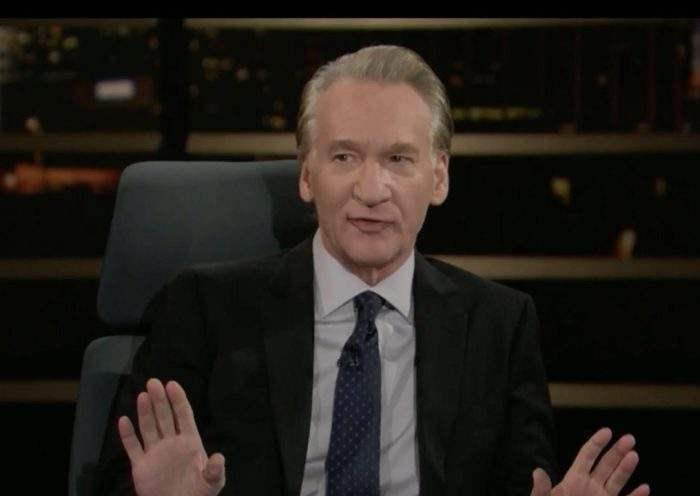 Bill Maher Defends Alex Jones' right to free speech