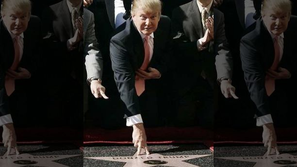 Hollywood passes resolution to remove President Trump's Walk of Fame star