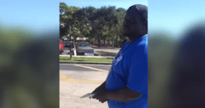 VIDEO Andrew Gillum Staffer assaults female Republican voter at the polls