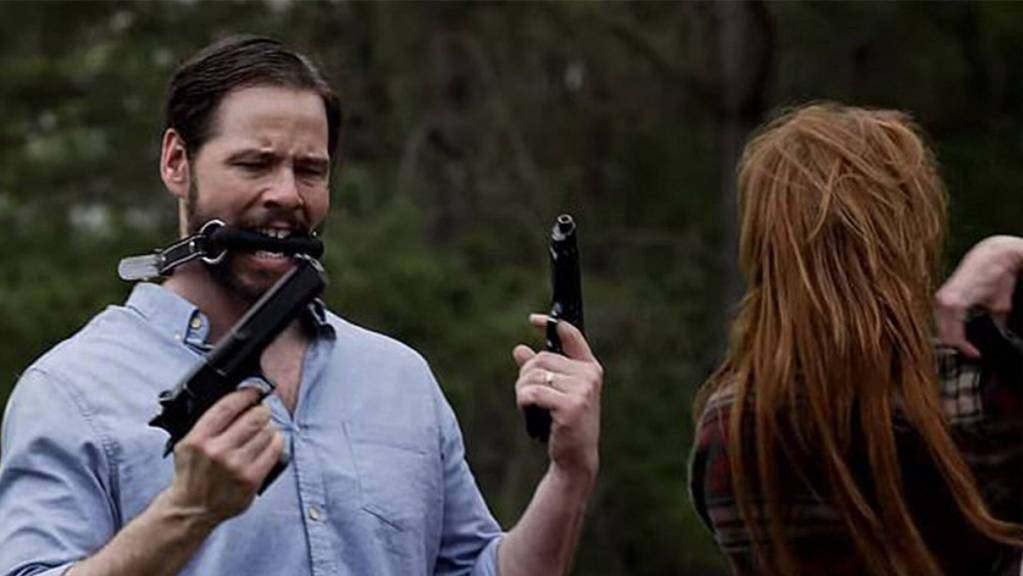 Hollywood is releasing a movie about liberal elites hunting and shooting 'deplorables'