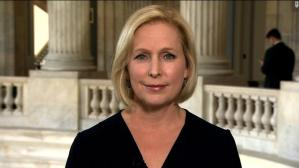 Kirsten Gillibrand announces she is dropping out of 2020 presidential race