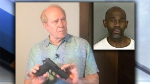 Ohio grandfather with gun stops burglar: 'They picked the wrong house'