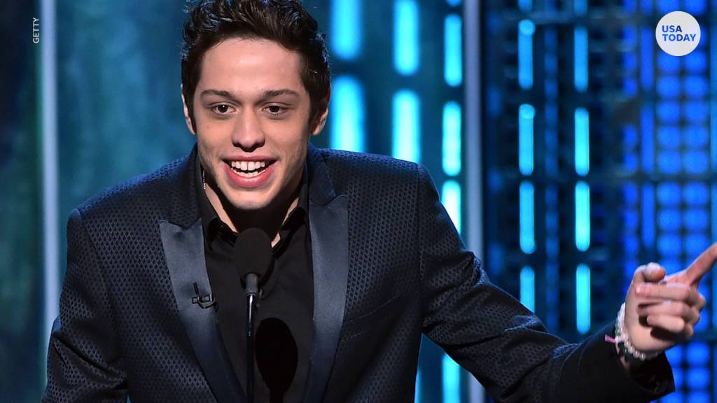 "SNL star Pete Davidson tells millennials: ""You should f---ing grow up"""