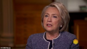 """Hillary Clinton says she lost the election because of """"'many funny things' that happened"""
