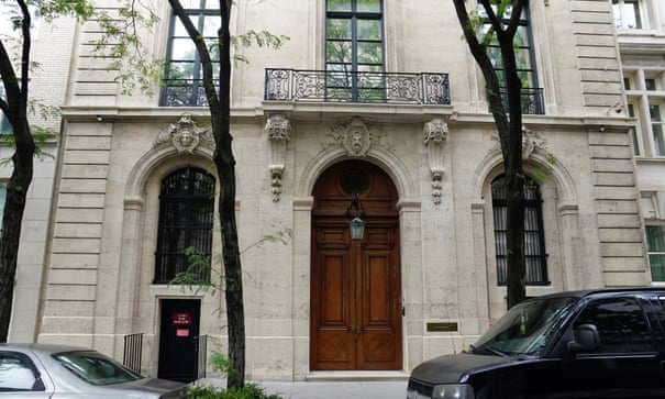 French prosecutors search the home and offices of Jeffrey Epstein