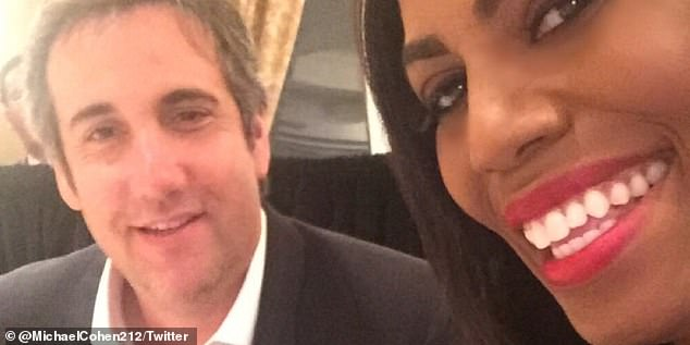 Omarosa has become Michael Cohen's 'personal adviser' and 'self-help coach'