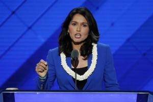 Tulsi Gabbard says she now supports impeachment inquiry into President Trump