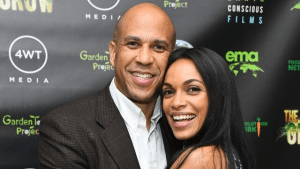 Cory Booker's girlfriend Rosario Dawson is being sued by transgender man for assault