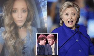 """Hillary Clinton's niece: """"I support Donald Trump 100 percent"""""""