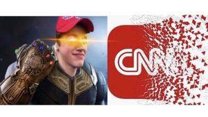 CNN Settles Lawsuit With Covington Catholic Student Nick Sandmann