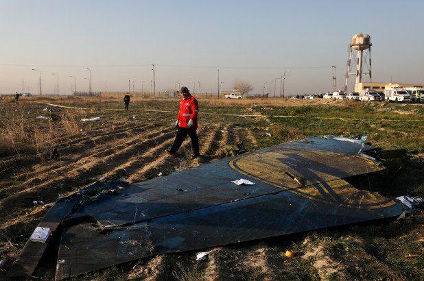 Iran denies shooting down Ukrainian airliner over Tehran