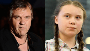 """Meatloaf: """"I feel for that Greta. She has been brainwashed"""""""