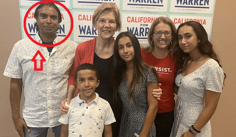Sen. Elizabeth Warren's son-in-law produced film funded by Iranian Government