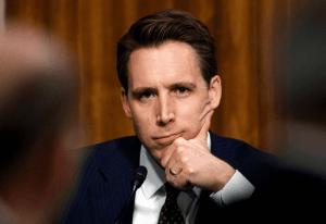 Senator Josh Hawley set to introduce measure to dismiss Pelosi's articles of impeachment
