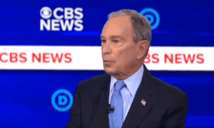 """Bloomberg Slips Up and Accidently Says He """"Bought"""" House Democrats"""