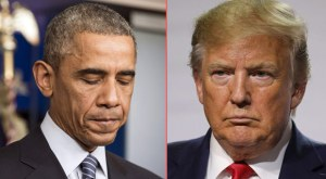President Trump Responds To Obama Taking Credit For Booming Economy