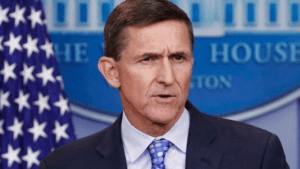 Handwritten FBI Notes Discussed Interviewing Michael Flynn 'To Get Him To Lie' and 'Get Him Fired'