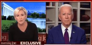 VIDEO: Joe Biden Denies Sexual Assault Allegations