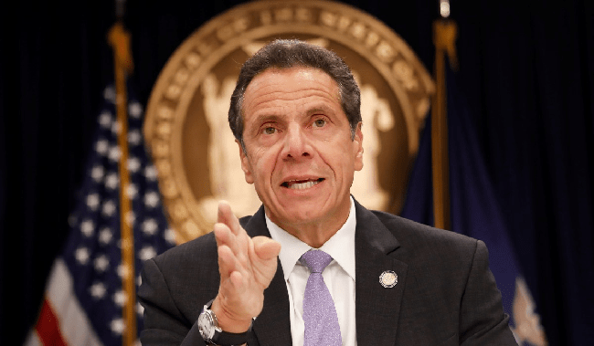 Cuomo: The NYPD and the Mayor Did Not Do Their Job Last Night