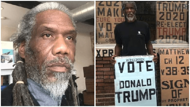 Black Trump Supporter Shot And Killed In Broad Daylight
