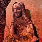 Virgin Mary Statue Set On Fire In Boston Saturday night