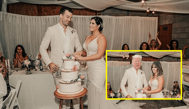 Bride Asks Internet To Help Fix Her Wedding Photo and The Usual Happened