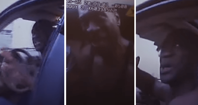 Never Before Seen Bodycam Footage Shows Moment-By-Moment Arrest Of George Floyd