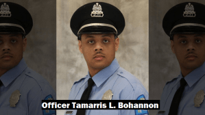St. Louis Police Officer Tamarris L. Bohannon Dies After Being Shot In The Head