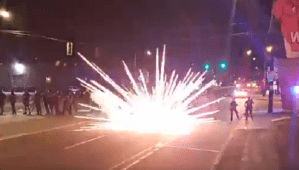 Three Officers Injured and 18 People Arrested During Seattle Riots Overnight