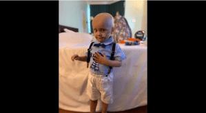 Two-Year-Old Cancer Patient Missed His Birthday Celebration Because Looters Attacked Ronald McDonald House