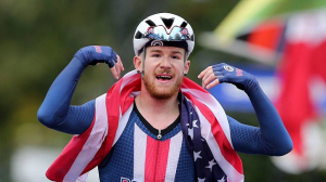American Cyclist Suspended By Team Because He Supports Trump