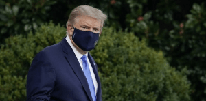 President Trump Did Not Wear Hidden Oxygen Tank While Heading To Hospital