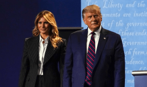 President Trump and FLOTUS Test Positive For COVID-19