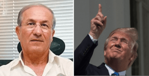 Trump Was Going To Reveal Aliens Exist But 'Humanity Is Not Ready' Says Ex-Israeli Security Chief