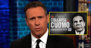 Fox Nation Runs Ads For Doco On Gov. Cuomo's Scandals During Chris Cuomo's Show On CNN