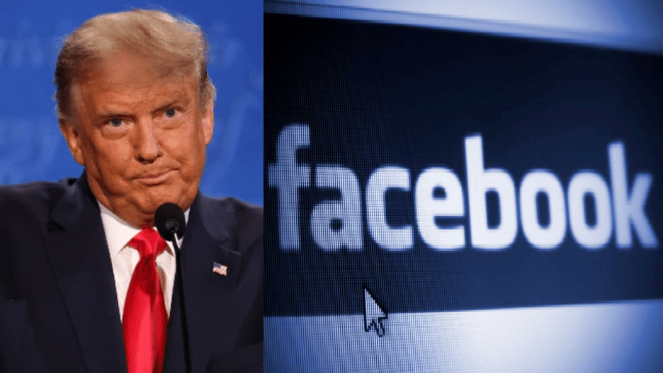 Facebook Announces Trump Will Be Suspended For Two Years