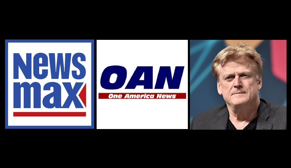 Dominion Announces Lawsuit Against Newsmax, OAN and Former Overstock CEO Patrick Byrne