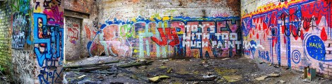 The Graffiti Wall