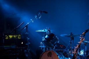 Matthew Wood's Drums British Sea Power