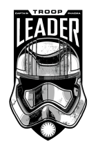 Star Wars The Force Awakens First Order and Resistance Stickers Decals Insignia_74