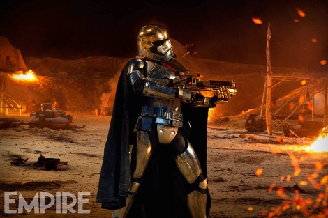 Captain Phasma Empire Magazine Exclusive Hi Res