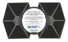 The Galactic Driving Licence Tie Fighter Compare The Market
