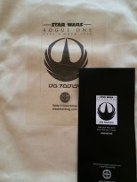 Star Wars Rogue One Crew Tombag with New Logo 5