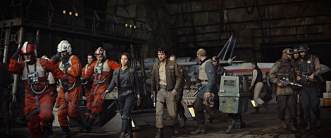 Rogue One A Star Wars Story Official Press Images Yavin 4 Rebel Base