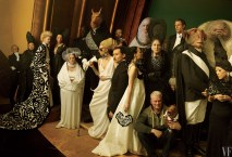 Star Wars The Last Jedi Vanity Fair Photo shoot by Annie Leibovitz Hi Res HD Images The Canto Bight casino