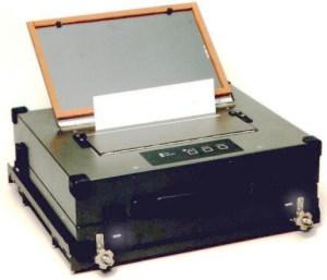 Abb. 6: Gehärteter Drucker (ESL AIT)