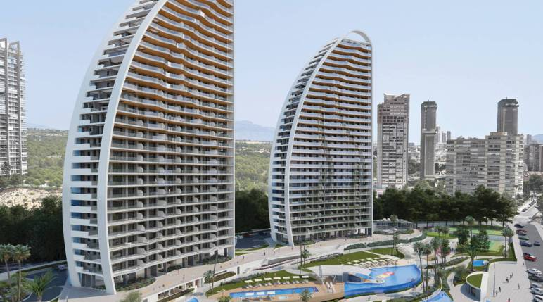 proyectos inmobiliaria Benidorm 1