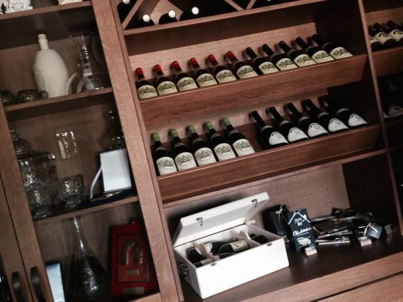izbor vina u vinariji Kovačević